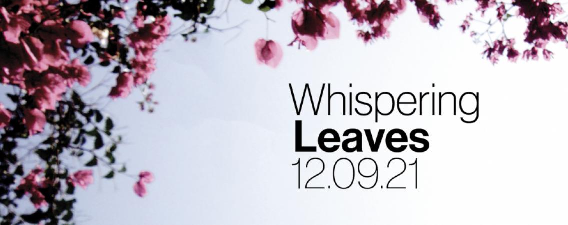 Gent Festival lanceert voor het eerst: Whispering Leaves